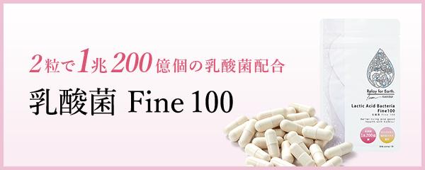 乳酸菌 Fine 100
