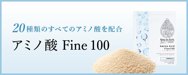 アミノ酸 Fine 100